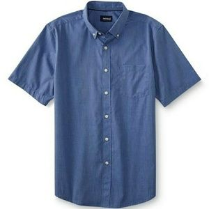 Buttoned down shirt